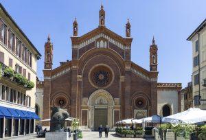 Chiesa del Carmine a Brera (Milano)
