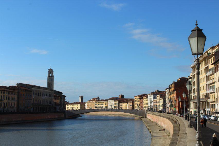 Lungarno Mediceo (Pisa)