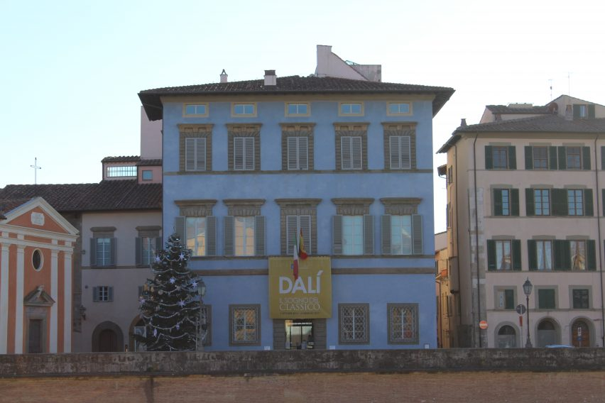 Palazzo Blu a Pisa