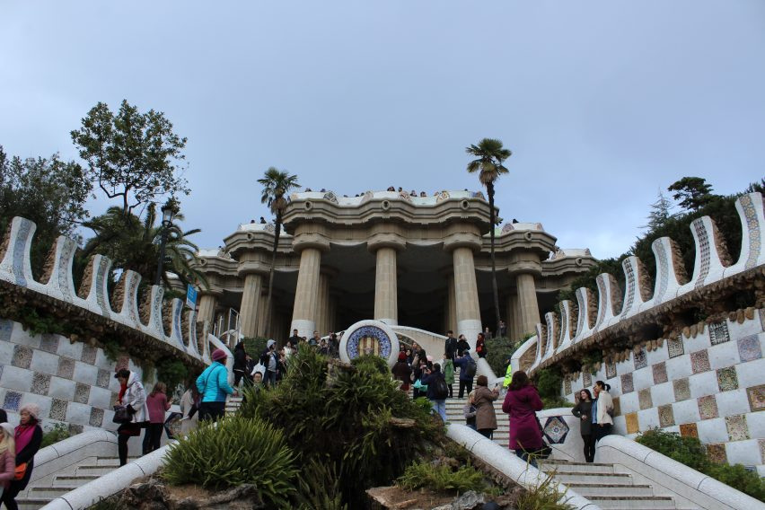 Visita a Park Guell