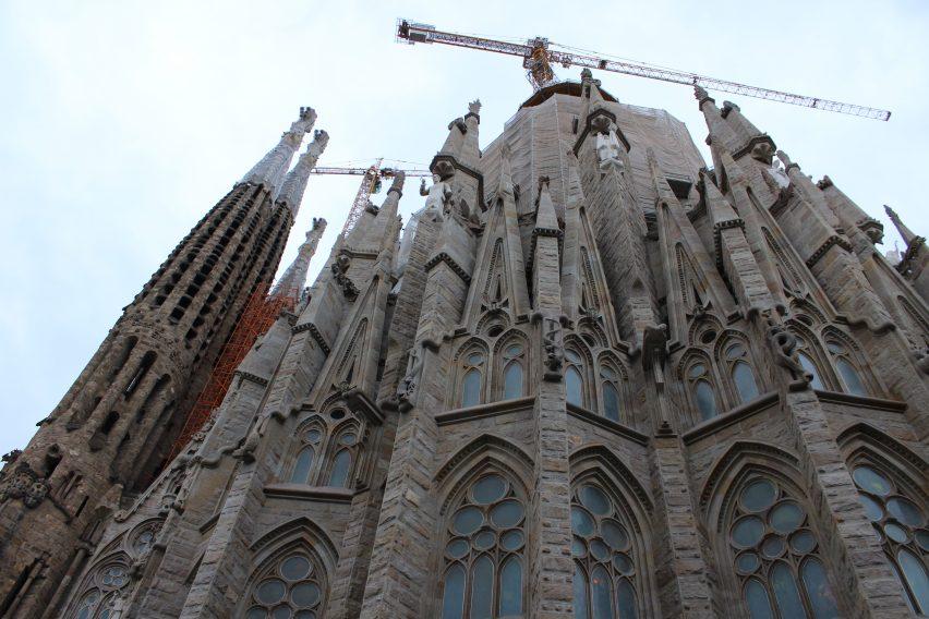 Lavori di restauro non-stop alla Sagrada Familia