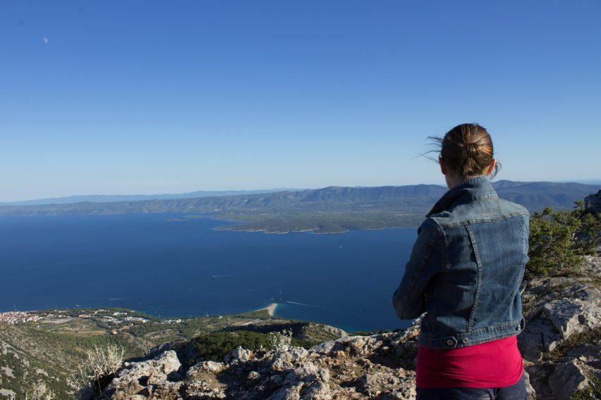 Vidova Gora, punto panoramico più alto dell'Isola di Brac