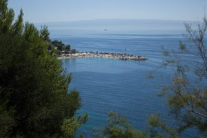 Collina del Marjan a Spalato