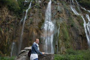 Veliki Slap, la cascata grande del Parco dei Laghi di Pltivice