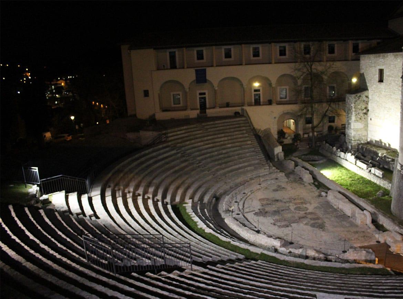 Teatro Romano di Spoleto