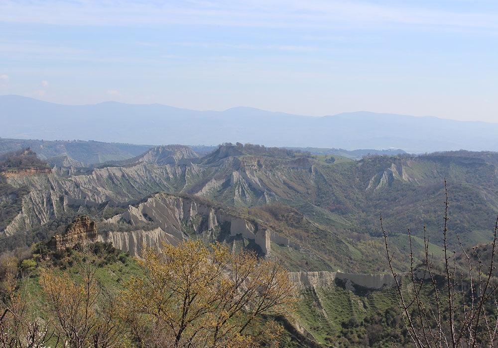 Valle dei Calanchi - Bagnoregio