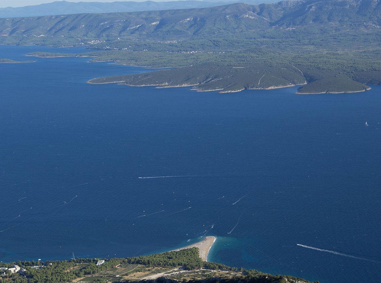 Vidova Gora View