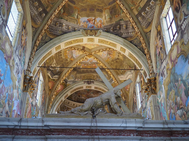 Chiesa interna della Certosa di Pisa