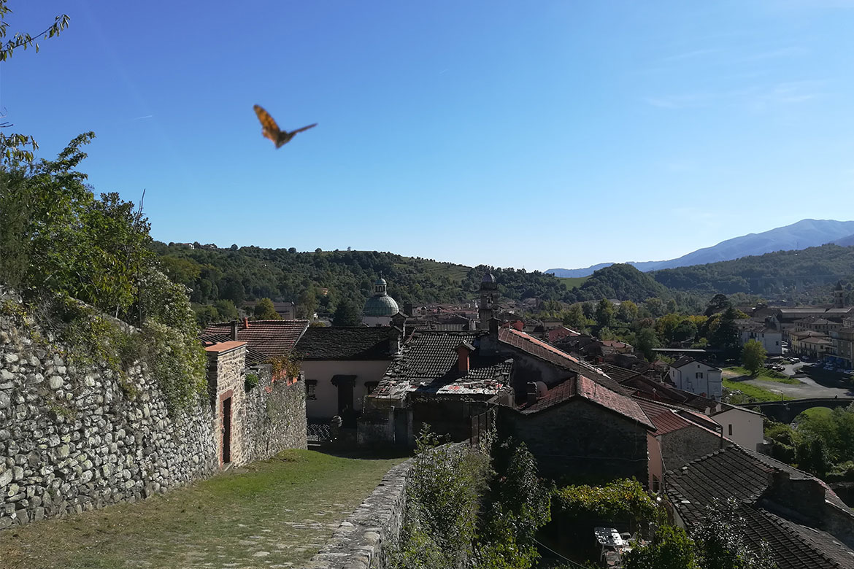 Borgo del Piagnaro, Pontremoli