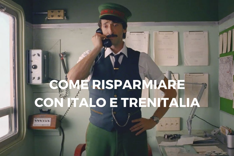 Risparmiare con Italo e Trenitalia