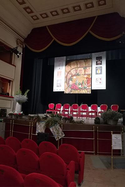 Teatro della Rosa a Pontremoli
