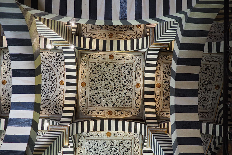Cappella Damascata Rocchetta Mattei