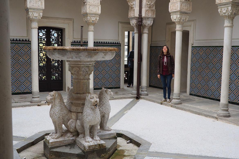 Riproduzione Alhambra di Granada