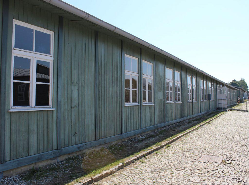 Baracche a Mauthausen