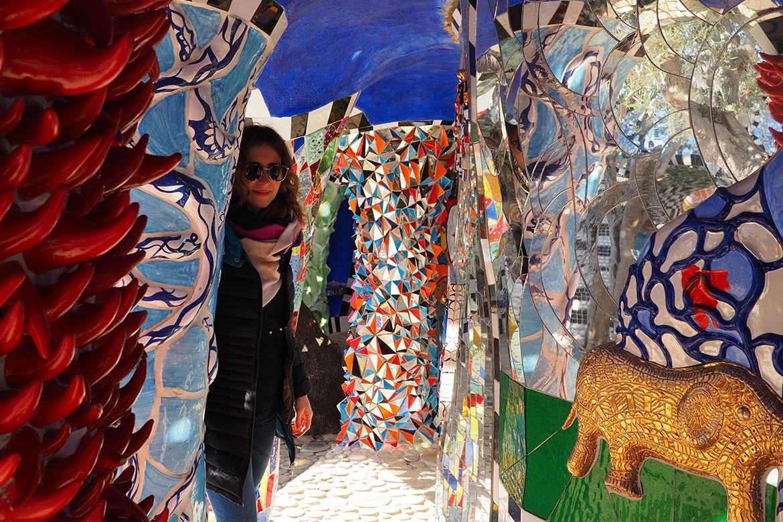 Giardino dei Tarocchi a Capalbio