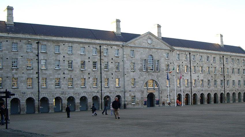 National Museum di Dublino
