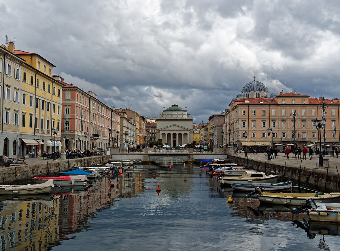 Borgo Teresiano, Trieste