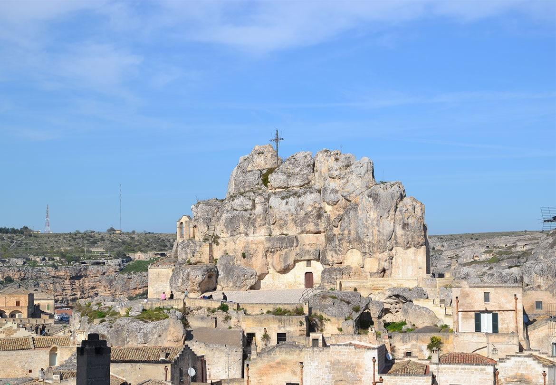 Chiesa di Santa Lucia alle Malve Matera