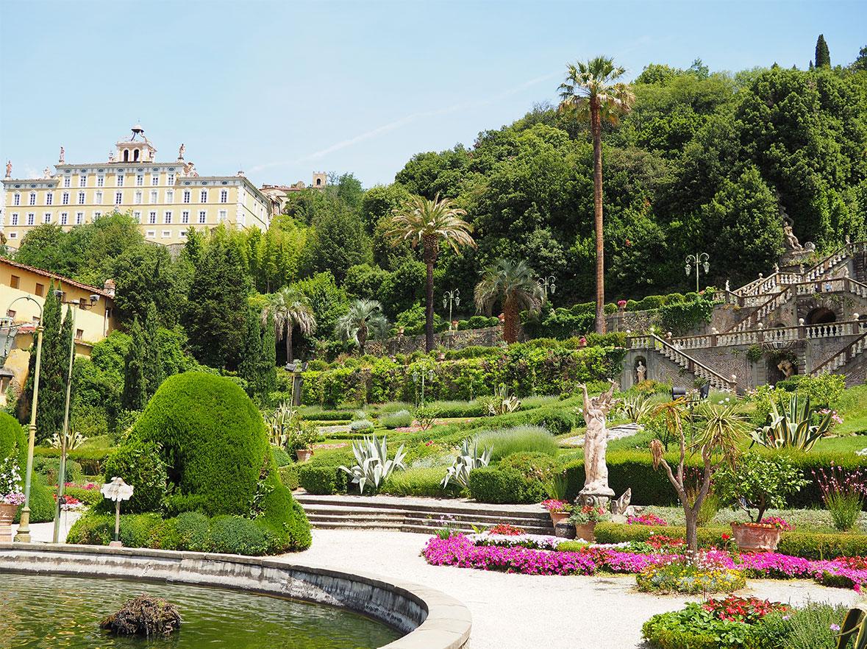 Villa Garzoni e il Giardino Storico
