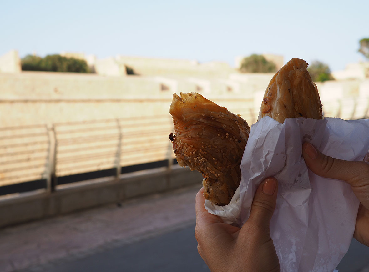 I migliori pastizzi di Malta a Mdina