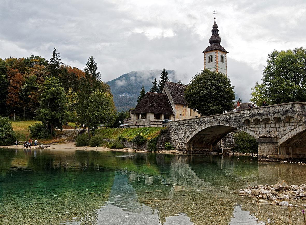 Bohjni, Slovenia
