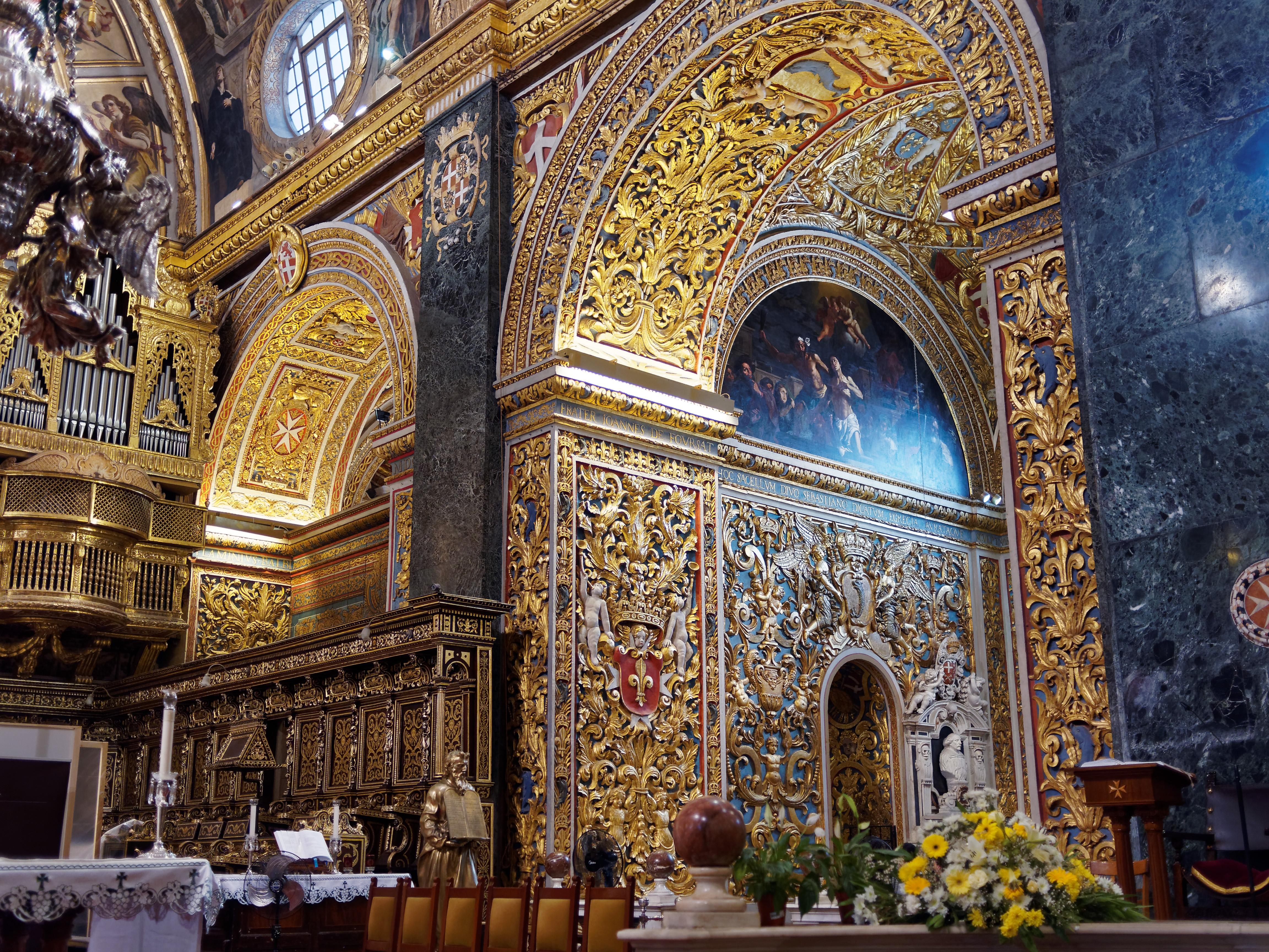 Cattedrale di San Giovanni Malta