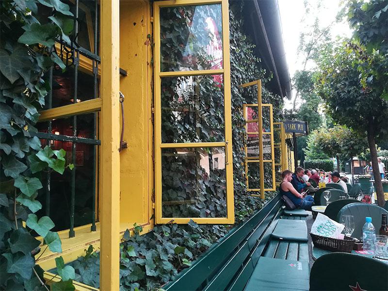 Cutty Sark Pub, Lubiana