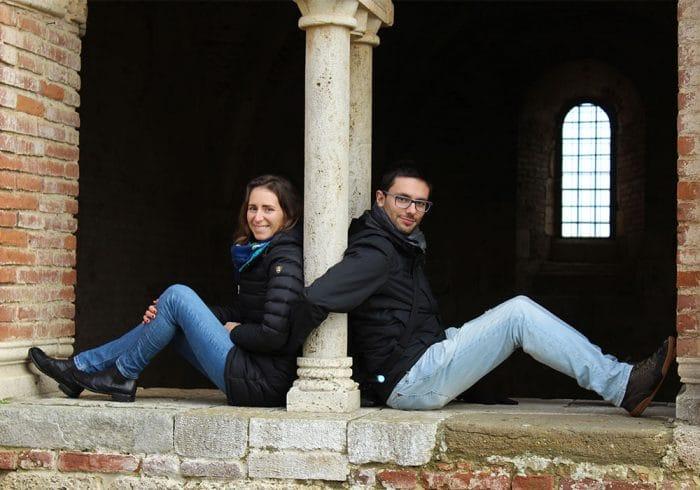 Sabrina&Marco di Finalmente Venerdì Travel Blog