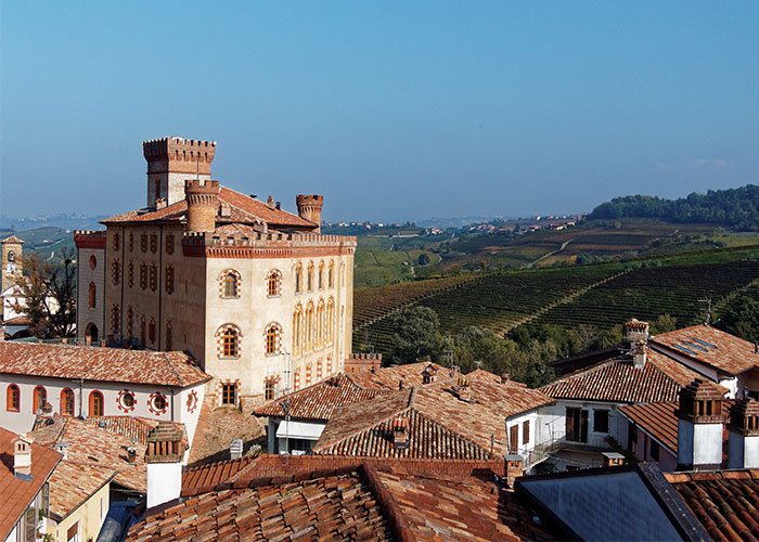 Castello Falletti Barolo