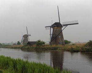 Kinderdijk Mills