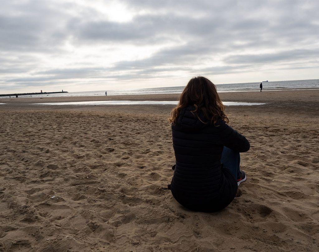 L'Aia e il Mare del Nord