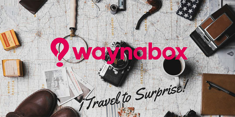 Waynabox: viaggi a sopresa in Europa