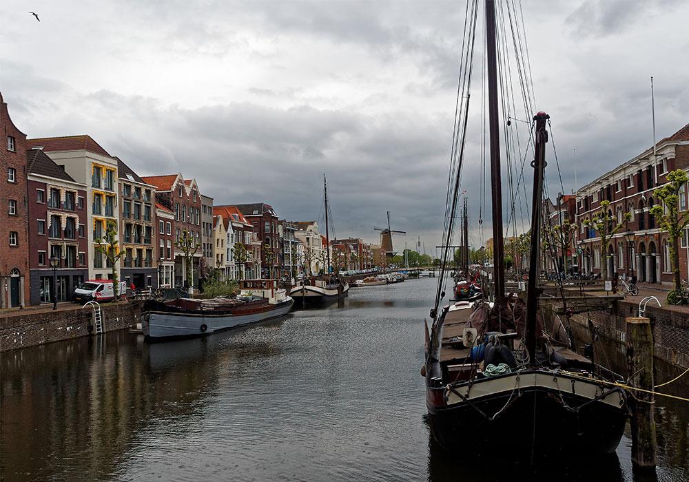 Delfshaven, il quartiere storico di Rotterdam