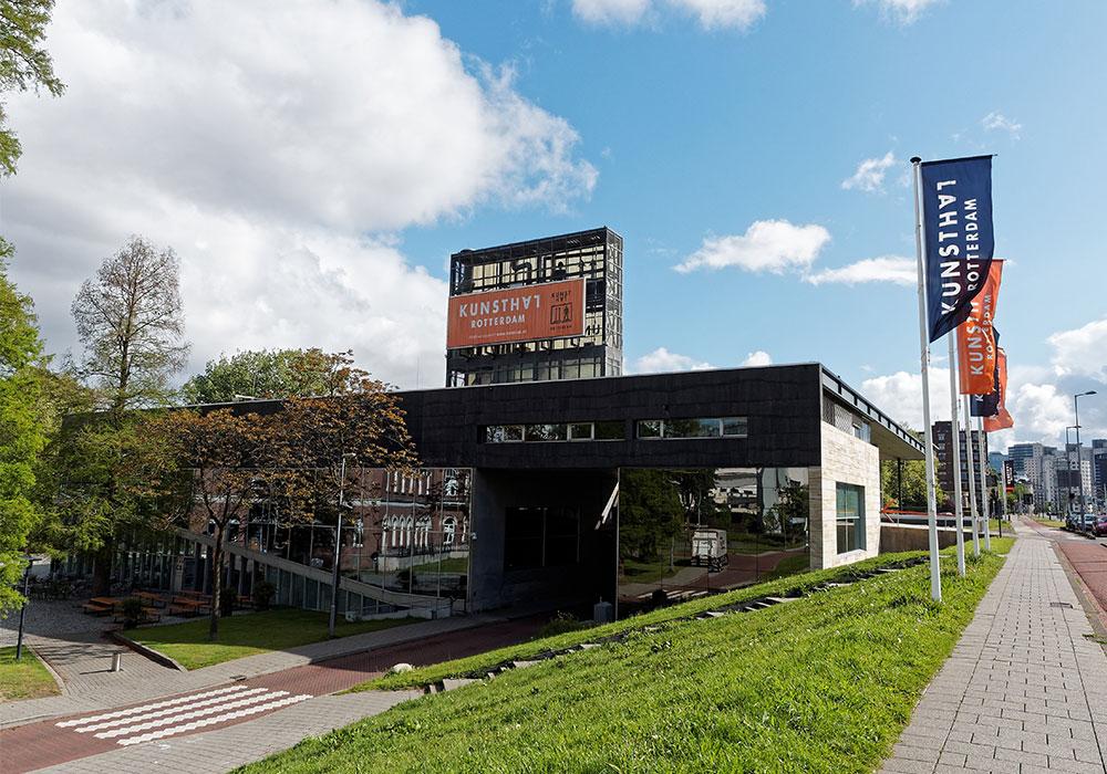 Kunsthal, museo d'arte moderna e design di Rotterdam