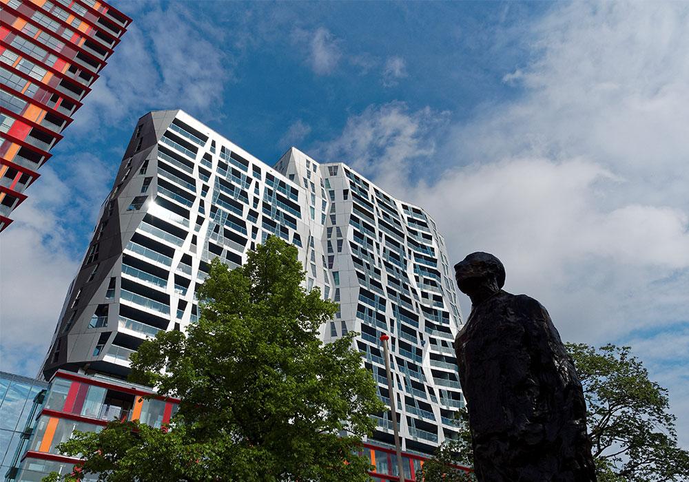 Rotterdam, uno skyline in continua evoluzione