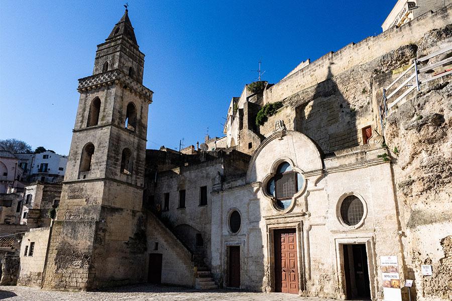 Chiesa di San Pietro Barisano a Matera